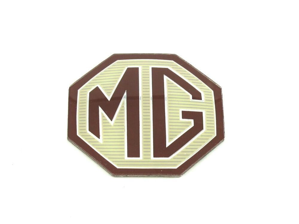 Genuine New Mg Logo Insert Badge Emblem Tf Zr Zs Zt Xpower
