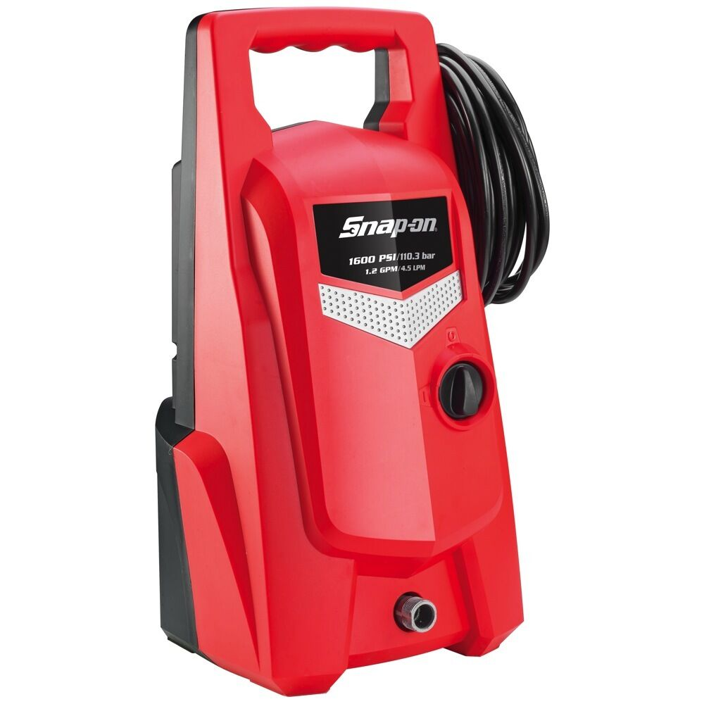 Snap-on® Outdoor Clean Electric Pressure Washer 1600 PSI