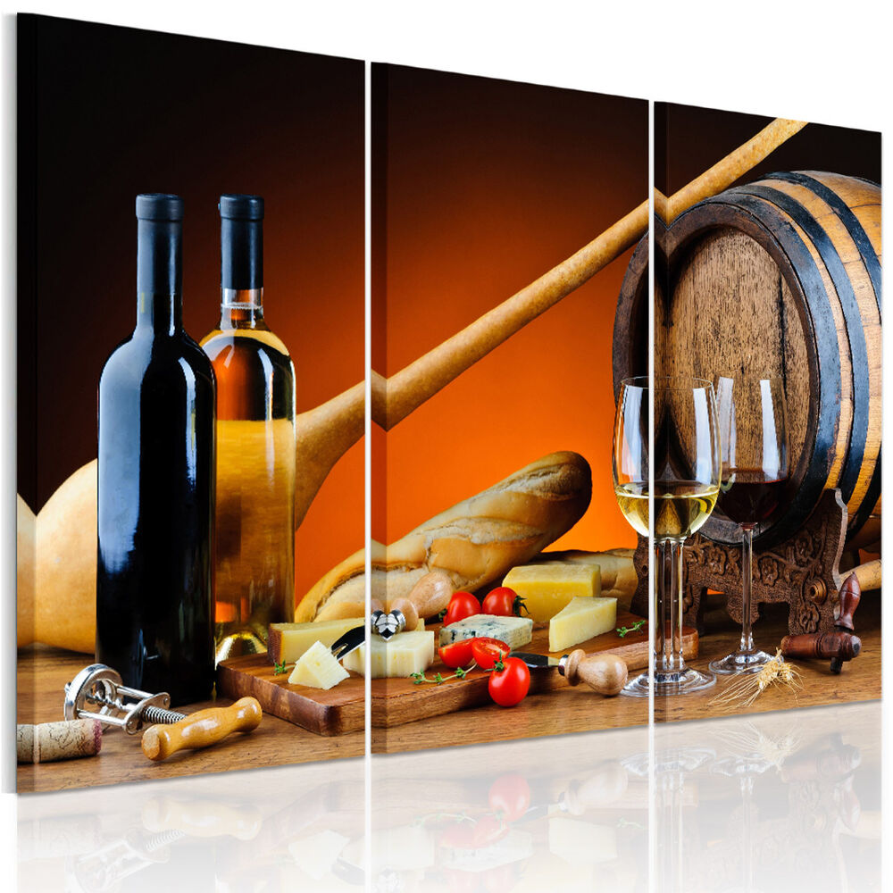 Hd canvas print home decor wall art painting picture food for Where to buy home decor
