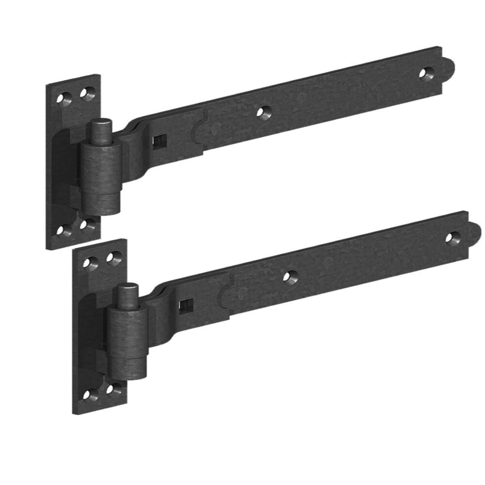 24 inch 600mm Heavy duty Cranked gate stable and garage ... on 24' Garage Door  id=73133