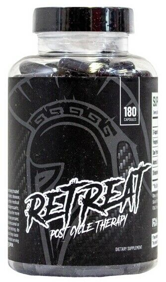 Centurion Labz Retreat PCT Supplement 180 capsules. Post Cycle Therapy