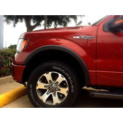 Kyпить OE Factory Style Fender Flares Wheel Protector for 2009-2014 Ford F-150 - NEW на еВаy.соm