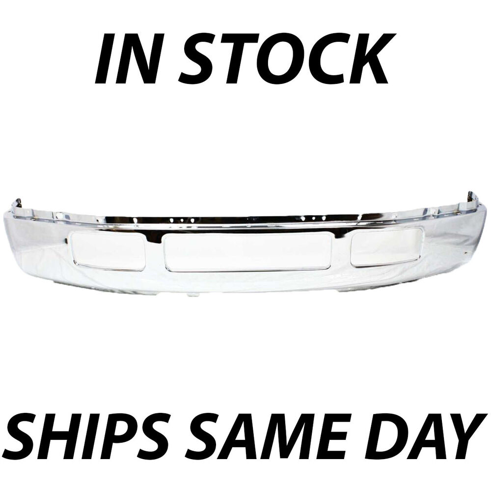 Steel Bumper For 2005-2007 Ford F250 F350