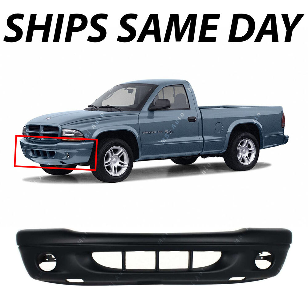 S L on 2001 Dodge Dakota Front And Rear Bumpers