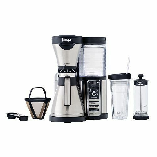 Ninja Coffee Bar With Double Walled Thermal Carafe New In