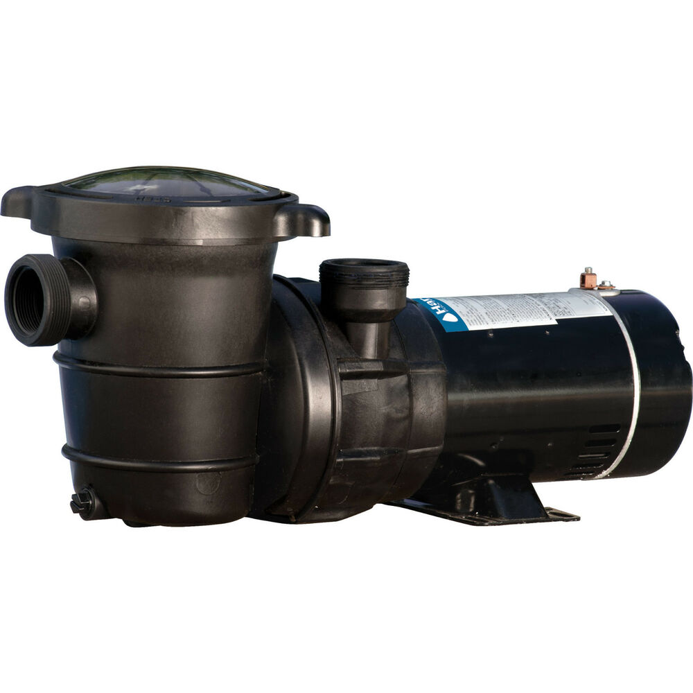 Harris proforce above ground pool pump ebay for Swimming pool pumps for above ground pools