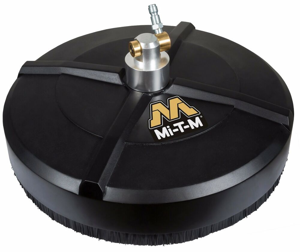 New style mi t m whirl a way surface cleaner 14 concrete for Concrete pressure washer