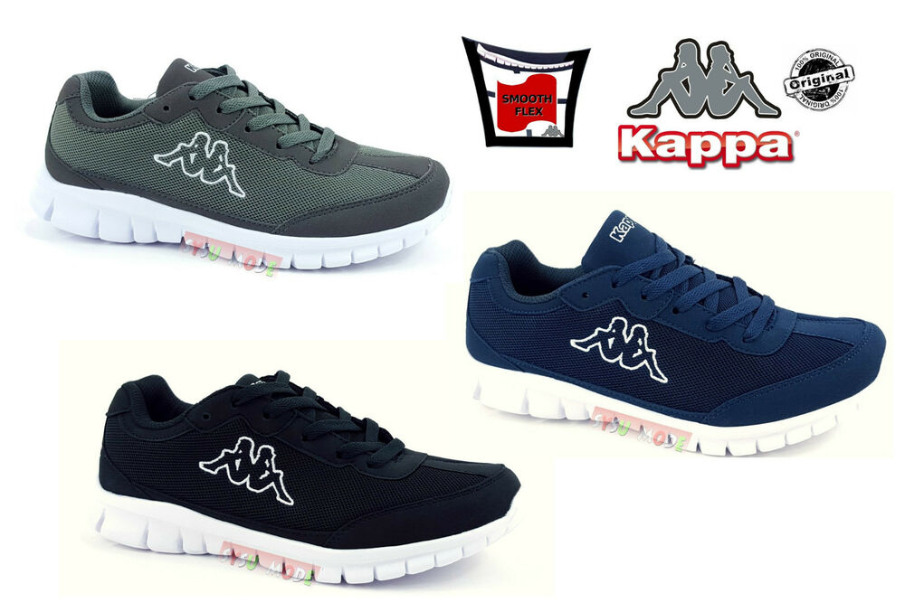 neu kappa damen herren sneaker sportschuhe joggingschuhe turn laufschuhe fitness ebay. Black Bedroom Furniture Sets. Home Design Ideas