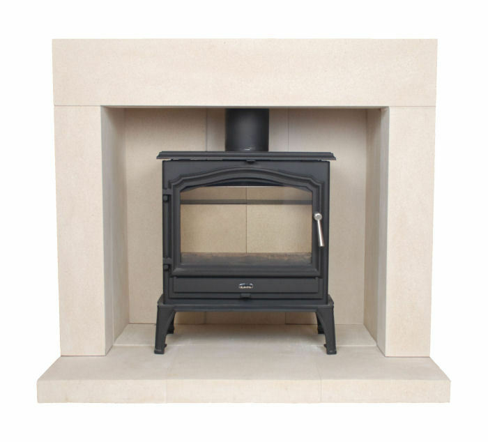 durham limestone fire surround stone fireplace fire