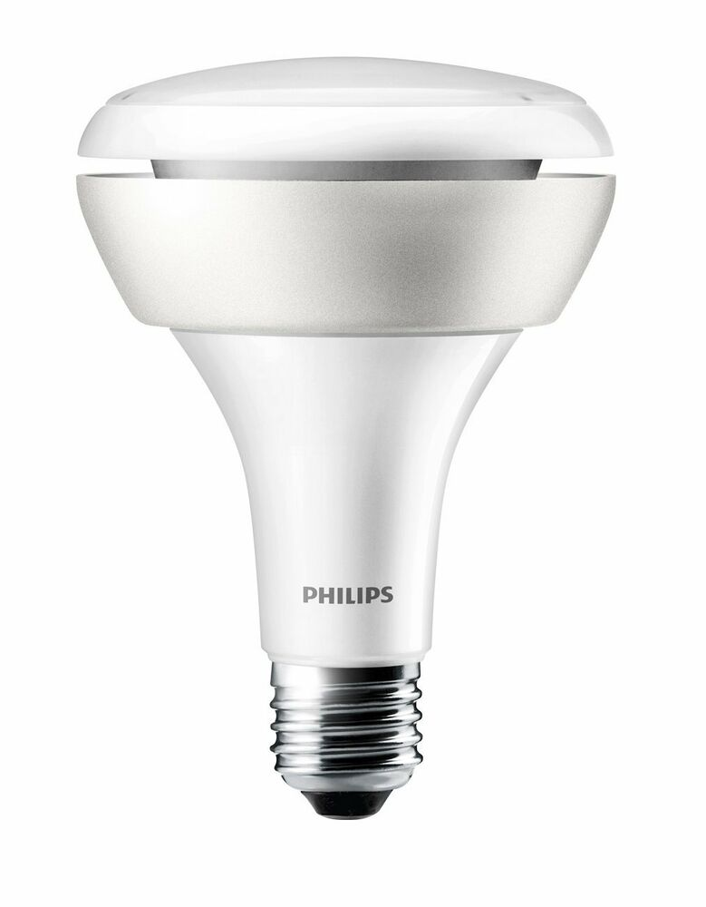 Philips 432690 Hue White And Color Ambiance Br30 Light Bulbs Led Lightbulb New Ebay