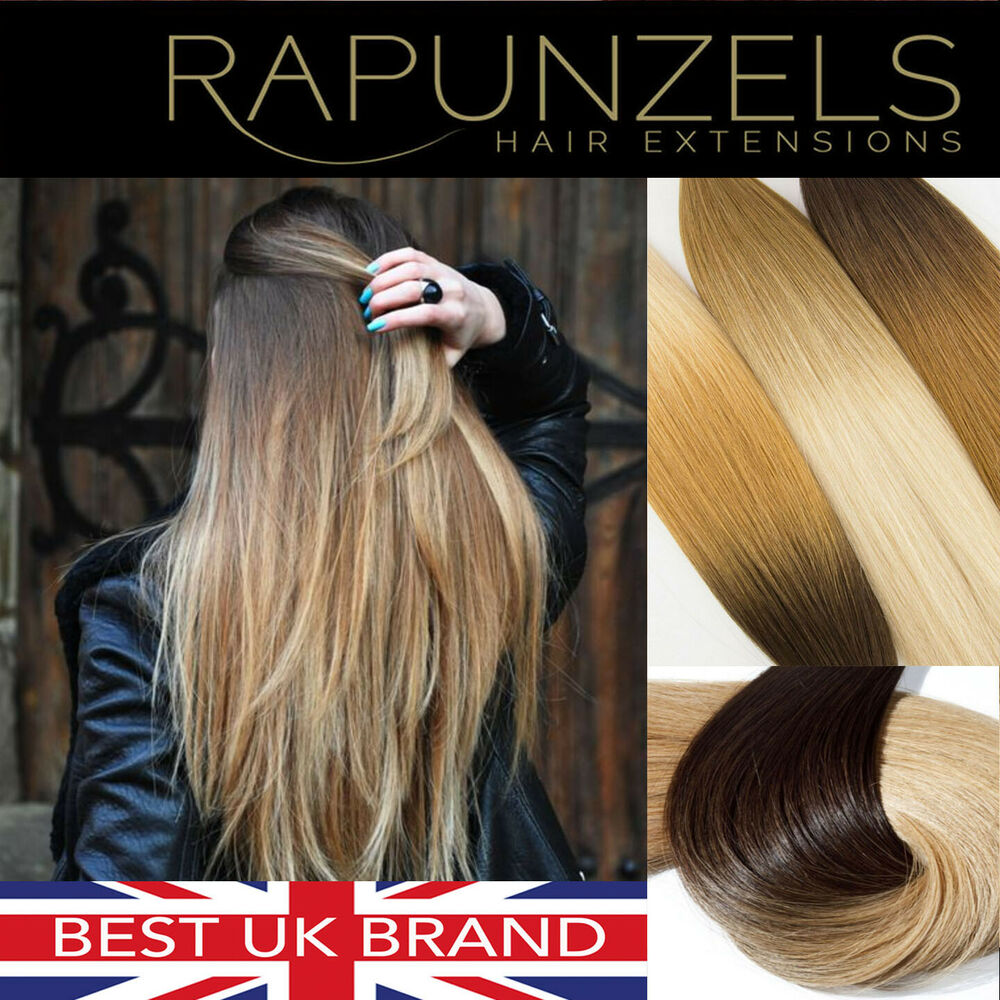 Remy Dip Dye Ombre Stick Tip I Tip Micro Ring Human Hair