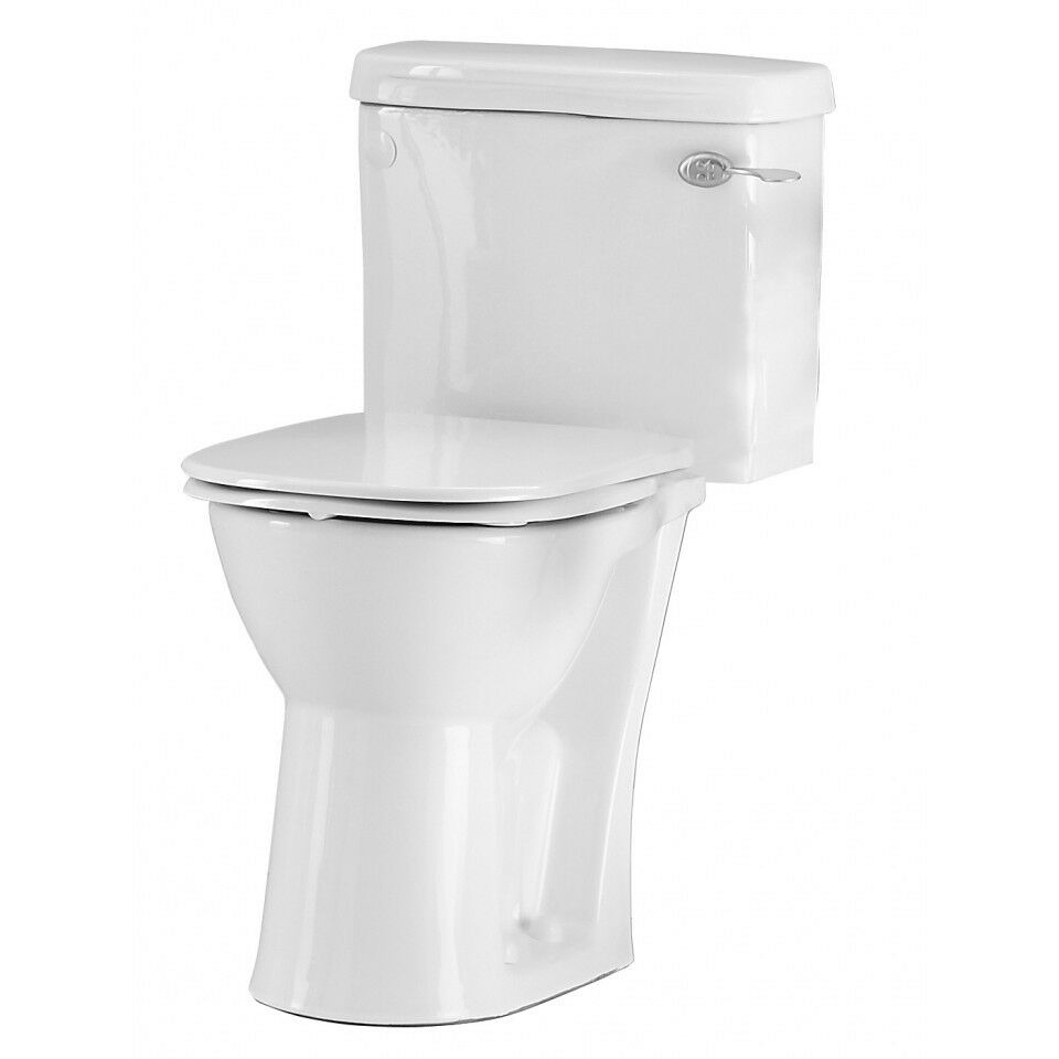 Akw Raised Comfort Disabled Height Complete Toilet With