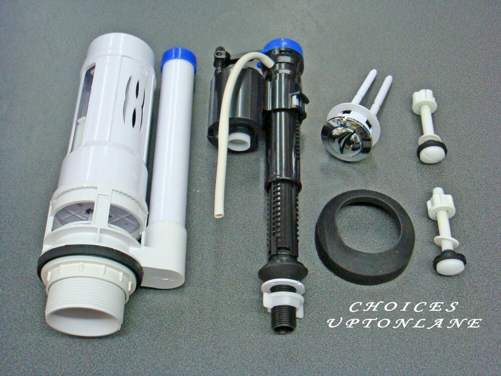 AK TOILET CISTERN SPARES PACK COMPLETE MECHANISM REPAIRS KIT EBay - Parts for toilet cisterns