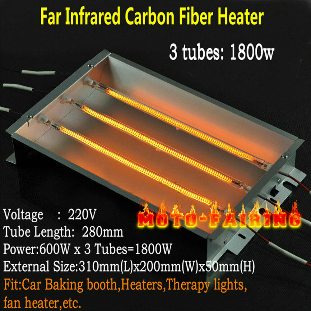 Spray Baking Booth Infrared Ir Paint Curing Heating Baked