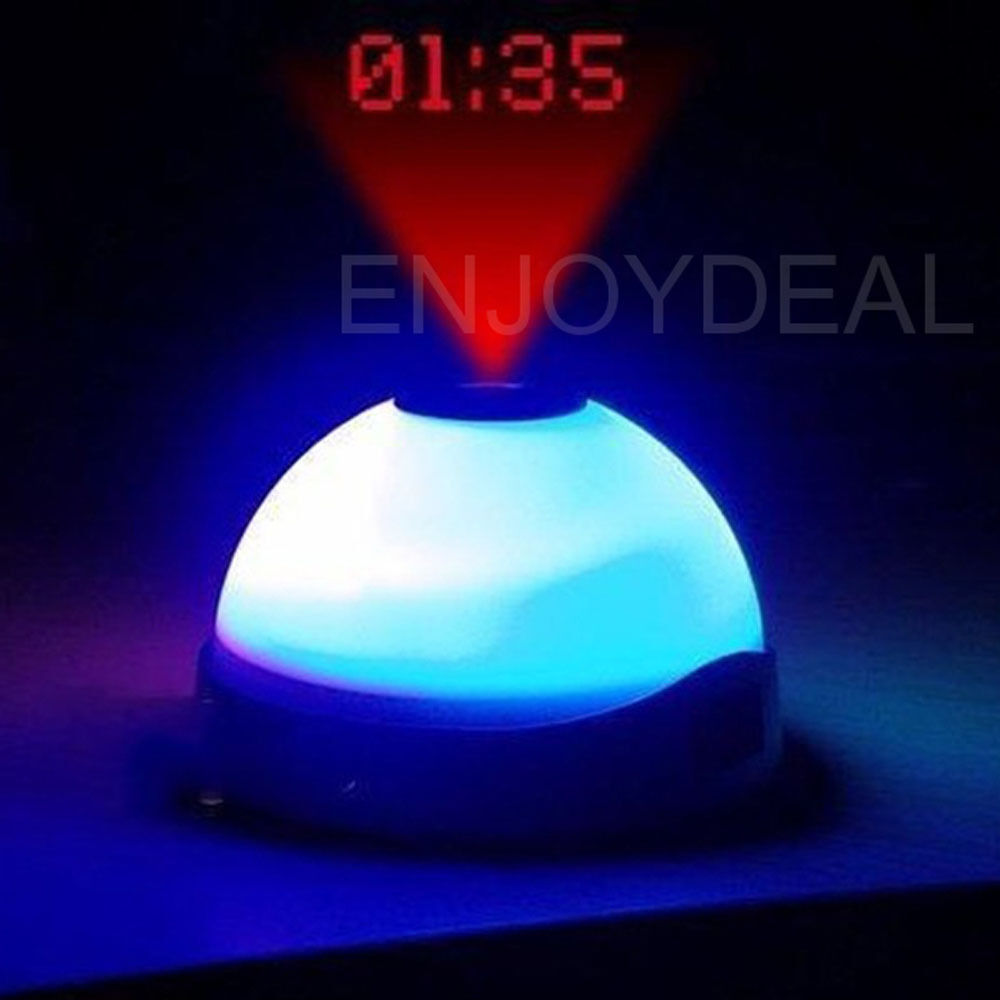 Led 7 Color Change Star Night Light Magic Projection Table