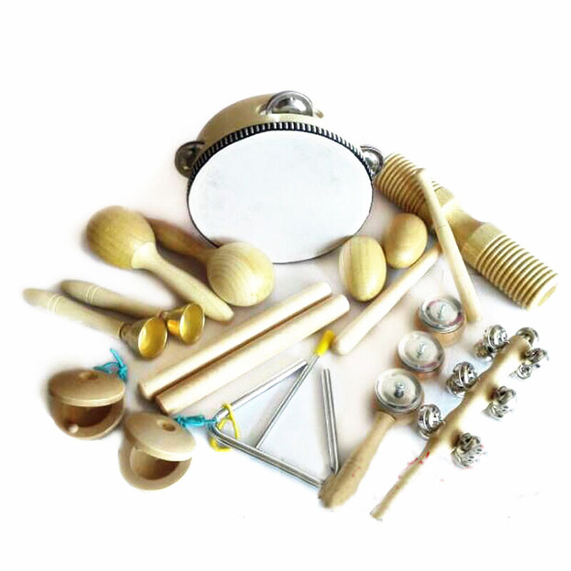 preschool musical instruments 10 types orff musical percussion instruments early 224