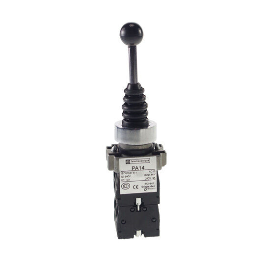 Joystick for control electric 2 spool hydraulic valves 12v 24v ebay