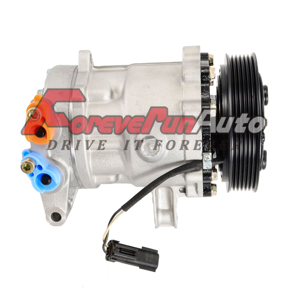 A/C Compressor Fits Jeep Liberty 2002,2003,2004,2005 V6 3