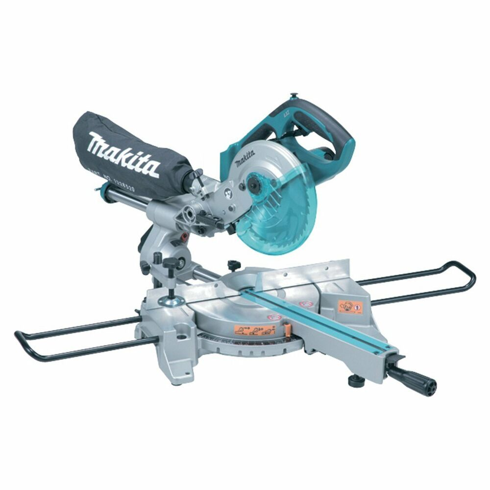 Makita Dls713z 7 1 2in Cordless Dual Sliding Compound