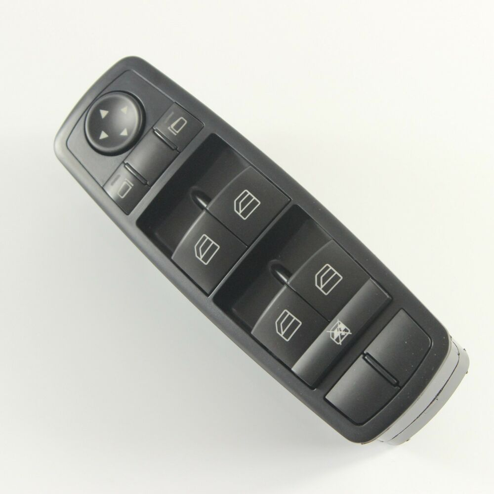 New Window Master Switch 2518300090 For Mercedes Ml320