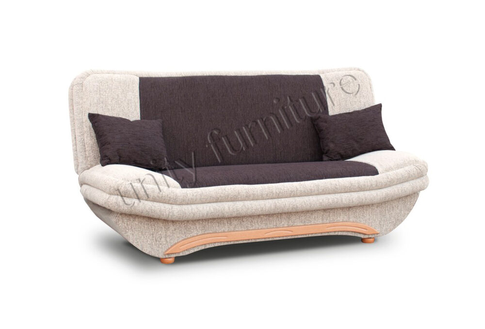 New Click Clack Sofa Bed Samba With Storage Wersalka