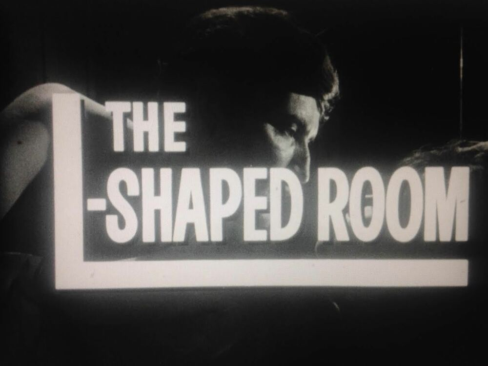 The L-Shaped Room 1962 16mm B&W Trailer British New Wave ... - photo#6