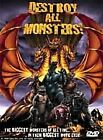 Destroy All Monsters (DVD, 2000)