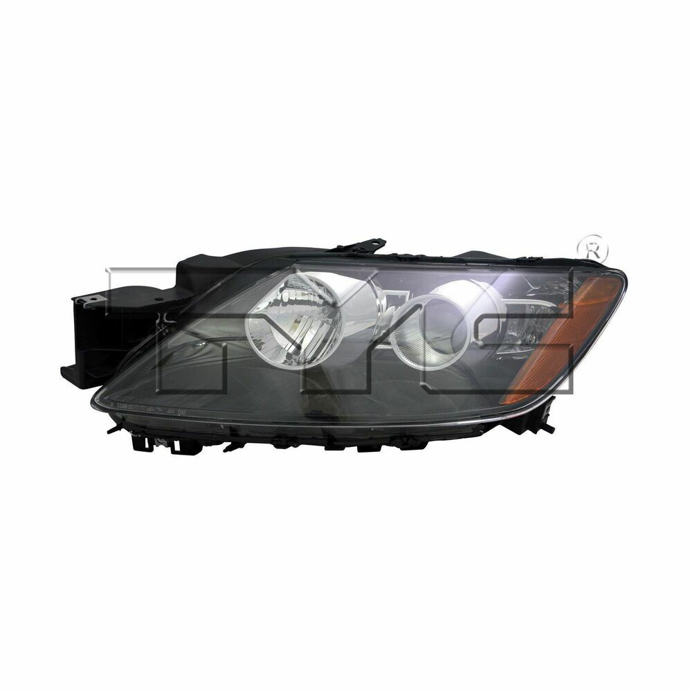 Left Side Replacement Halogen Headlight Assembly For 2010