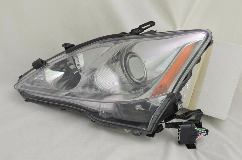 Lexus Headlamp Assembly : Left side hid headlight assembly for  lexus is