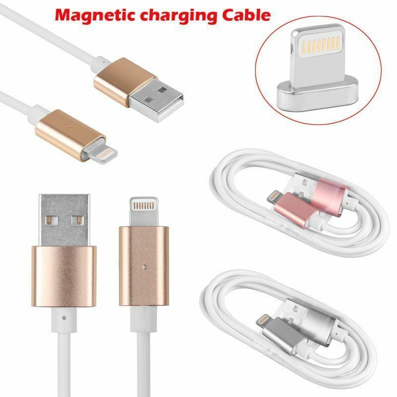 iphone 5 charger cord magnetic lightning usb charger cable adapter for iphone 6 9559