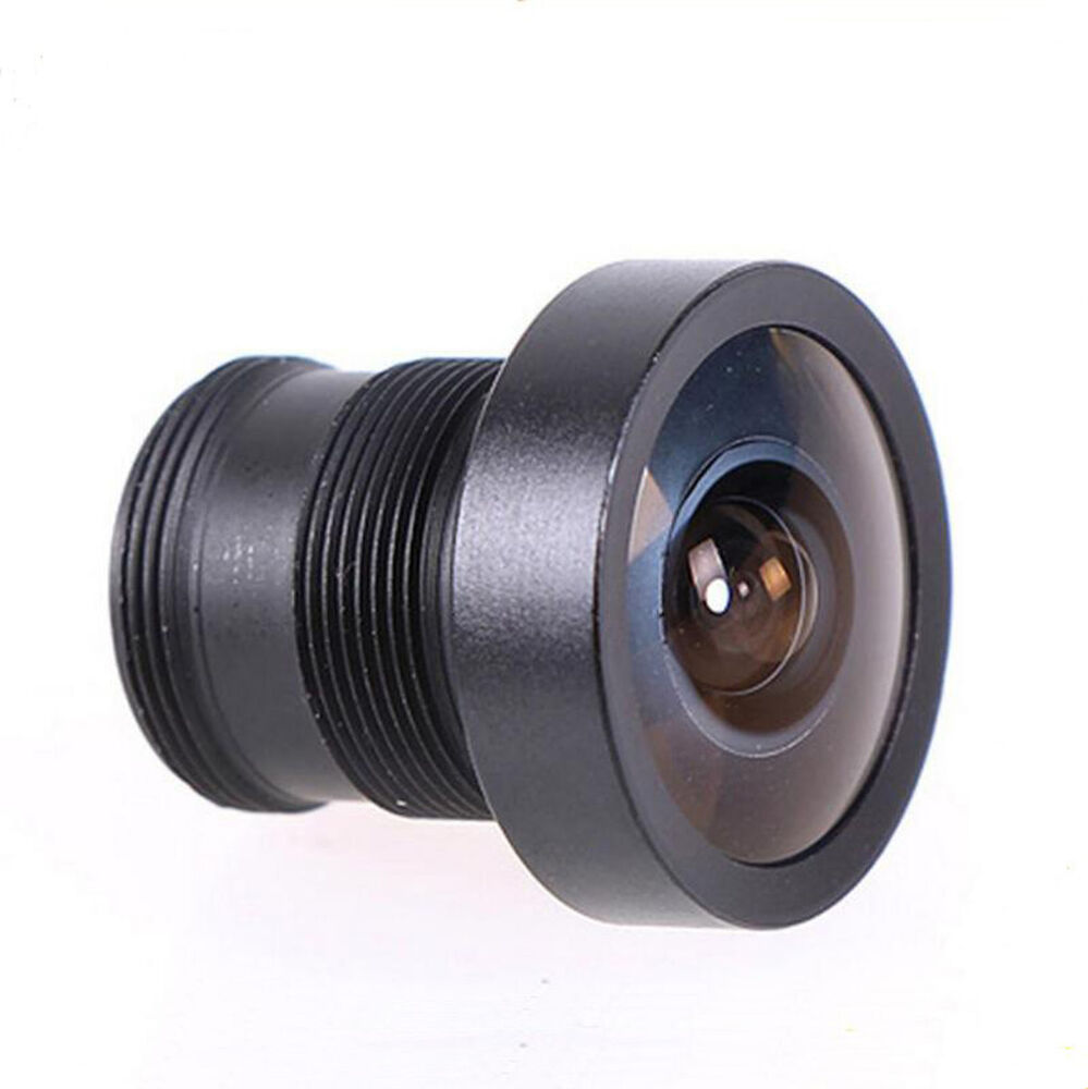 5MP 2.1mm Security Lens 150 Degree Wide Angle CCTV IR ...
