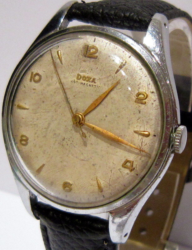 doxa vintage watches