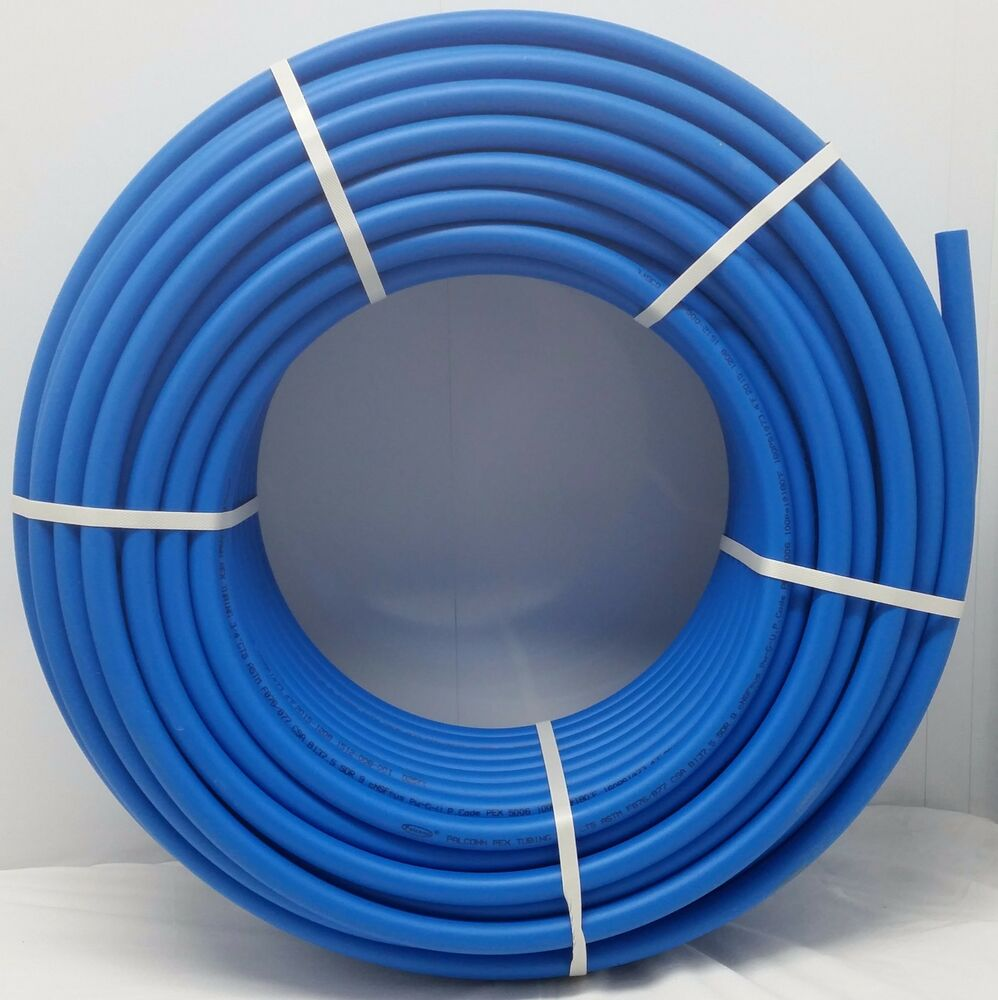 New Certified Non Barrier 3 4 Quot 1000 Coil Blue Pex