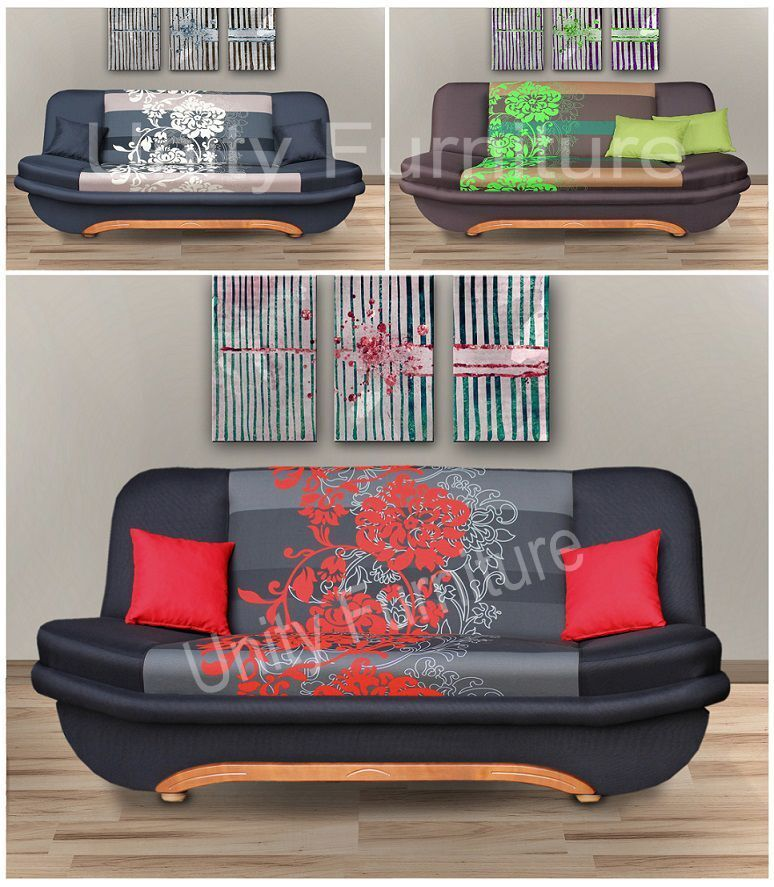New Click Clack Sofa Bed Quot Samba Quot With Storage Wersalka