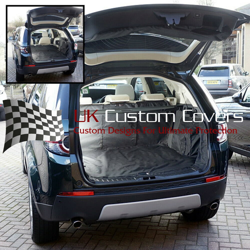 Land Rover Discovery Sport Tailored Boot Liner Mat Dog