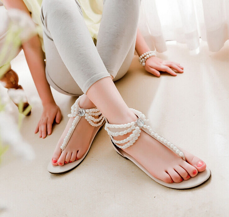Comfy Shoes To Wear With Flip Flops