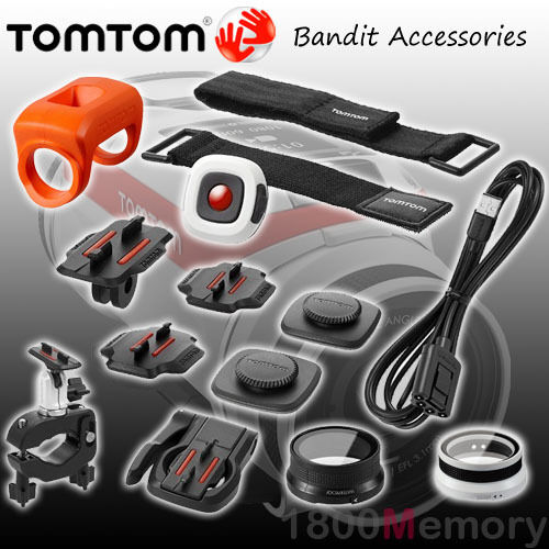 GENUINE TomTom Accessory / Mount Parts For Bandit Action