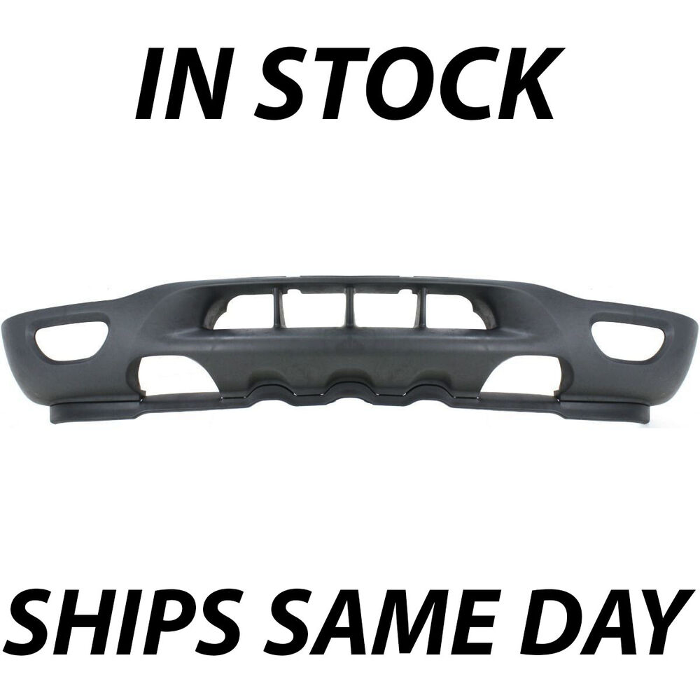 2002 Ford F 150: Front Bumper Valance Expedition For 1999-2002