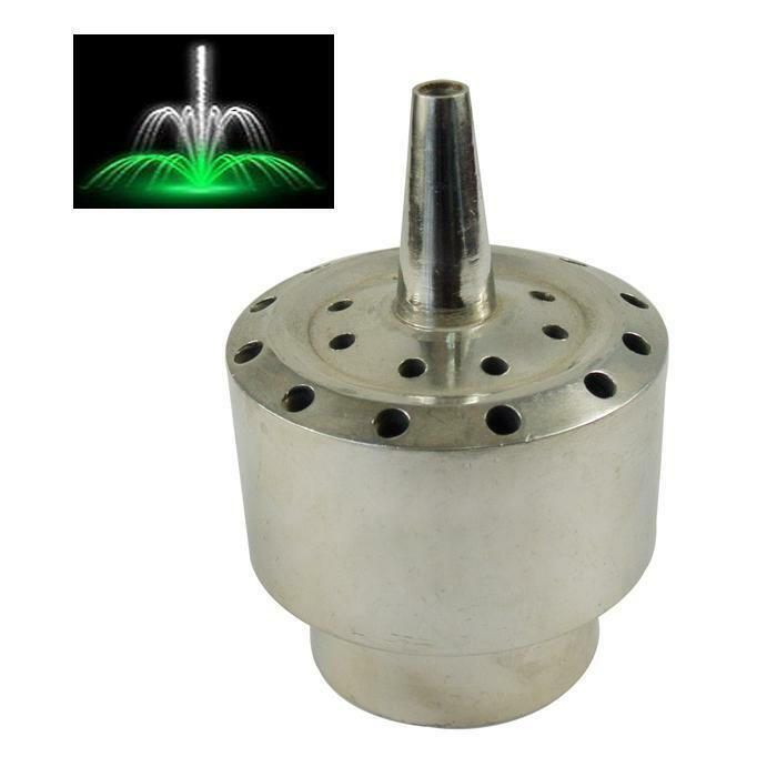 Dn40 1 1 2 Steel Flower Column Water Fountain Nozzle Pond