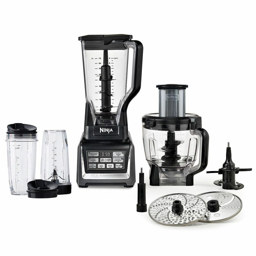 Is The Ninja Also A Food Processor