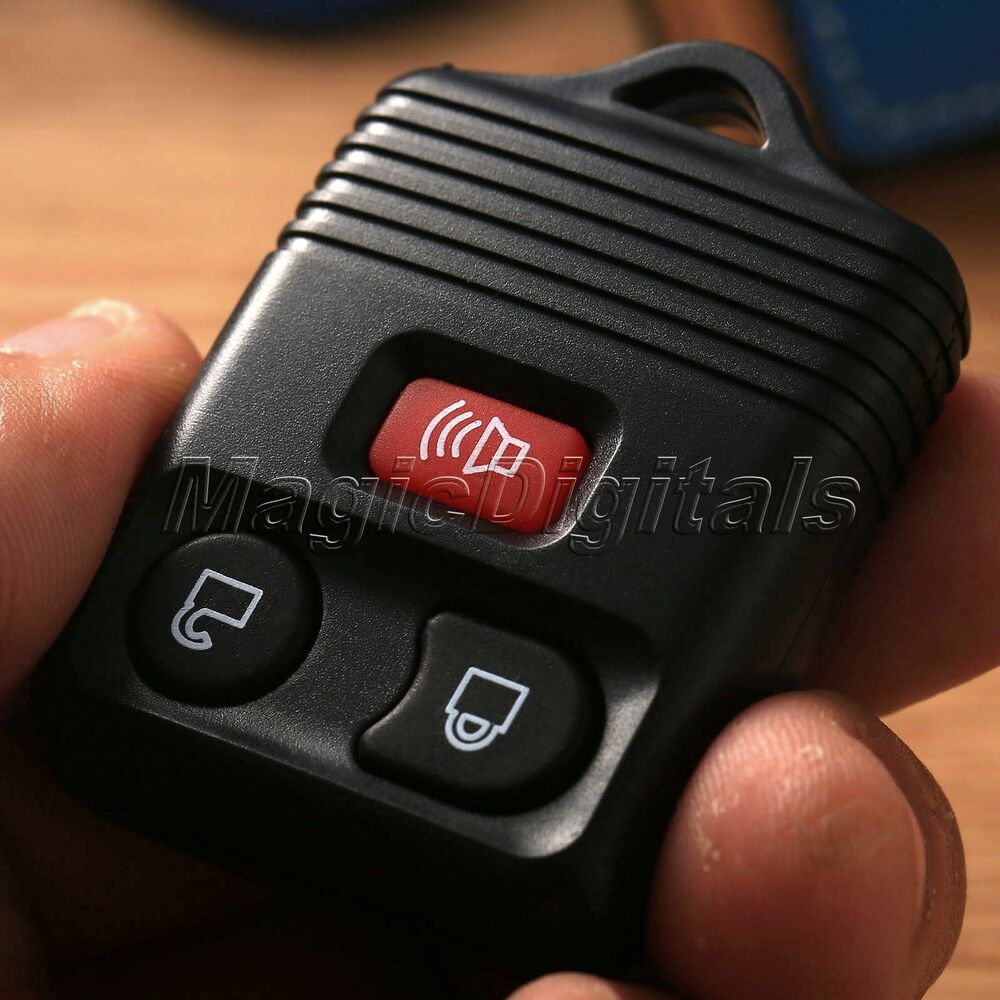 3Button Keyless Entry Remote Shell Clicker Cover Key Fob for Ford F150 1998-2009 | eBay
