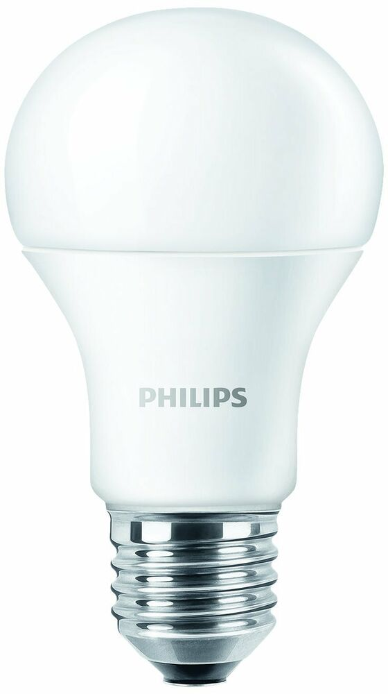 philips 7w led lamp light bulb e26 e27 replace traditional 60w. Black Bedroom Furniture Sets. Home Design Ideas