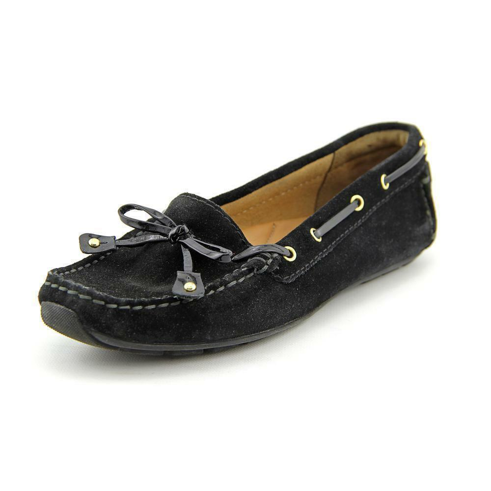Womens Black Driving Shoes