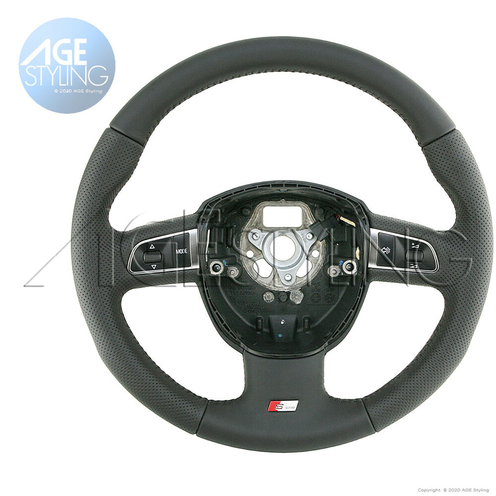 Audi A3 Q5 8R0 S-Line Perforated Leather G-Tronic Steering