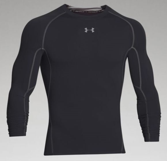 Under Armour Men S Heatgear Armour Long Sleeve Compression