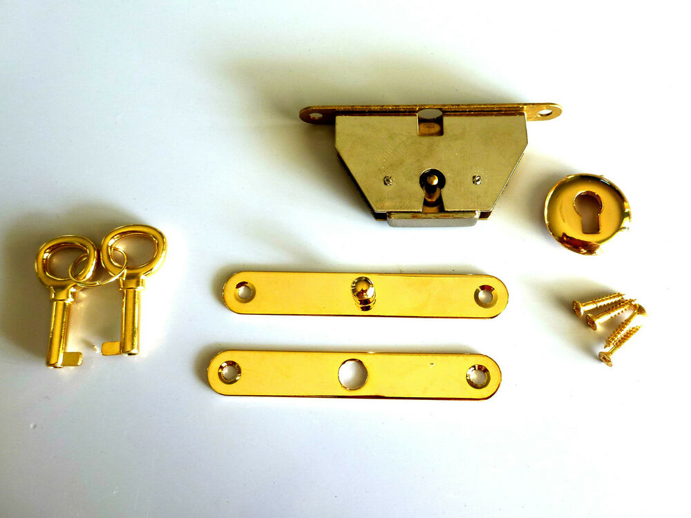 jewellery wooden box lock small jewelry full mortise lock