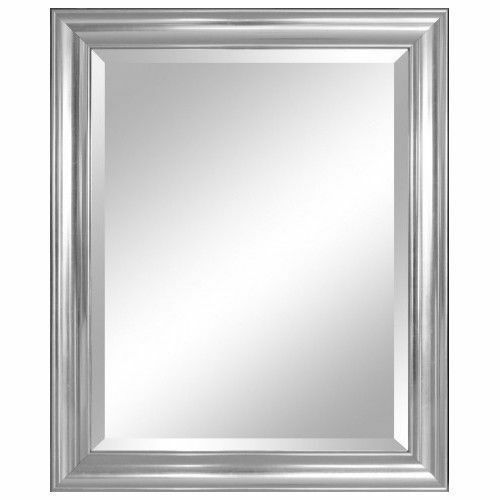 frames for bathroom wall mirrors bathroom wall mirror glass decor beveled frame decorative 23203