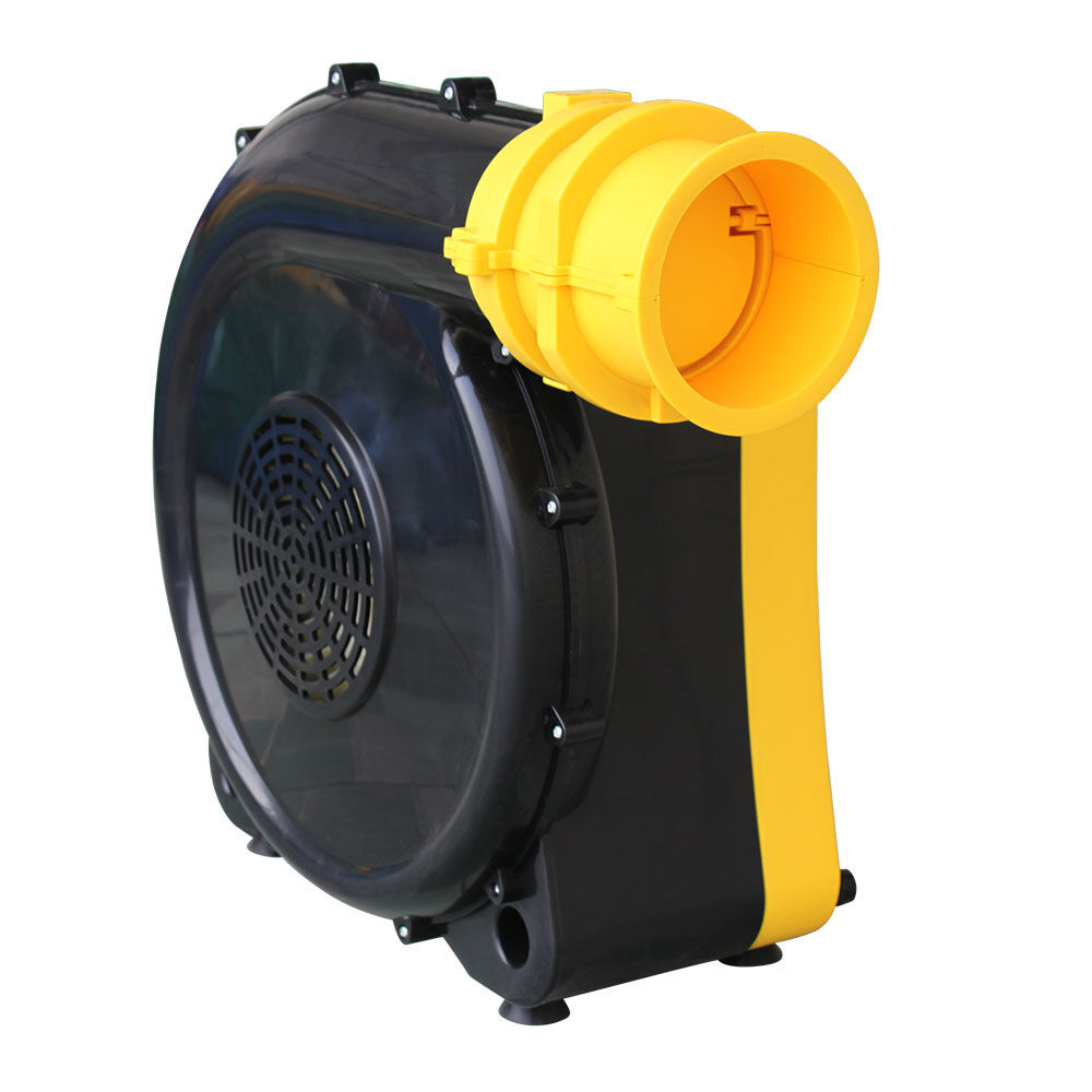 Inflatable Blower Fan : Xpower br a hp indoor outdoor inflatable jumper