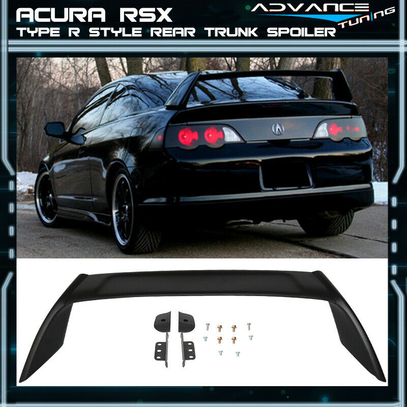 02-06 Acura RSX DC5 Type R TR Style Rear Trunk Spoiler