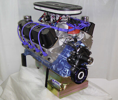 S L on Ford 427 Cobra Crate Engines